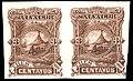 El Salvador 1891 3c Seebeck essay pair.jpg
