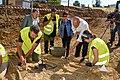 El conseller Romeva visita la primera fosa exhumada del Plan Fosas 2017-18.jpg