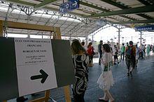 Procdures lectorales franaises Wikipdia