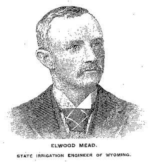 Elwood Mead - Elwood Mead portrait