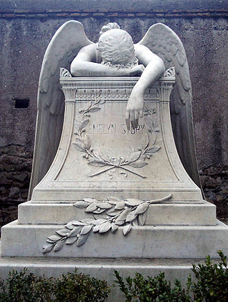 Angel of Grief - Other view