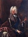 Emond Plumier, Portrait du prince Guillaume de Hesse (1720), Musée d'Ansembourg.jpg