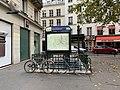 Entrée Station Métro St Ambroise Paris 8.jpg