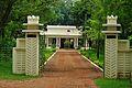 Entrance - Ratan Kuthi - Guest House - Bolpur-Santiniketan Road - Birbhum 2014-06-29 5456.JPG