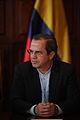 Entrega por parte de Colombia del Instrumento de Ratificación del Tratado Constitutivo de la UNASUR a Ecuador. (6512990885).jpg