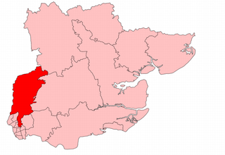 Epping (UK Parliament constituency) Parliamentary constituency in the United Kingdom