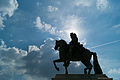 Equestrian statue of Louis XIV, Versailles August 2013.jpg