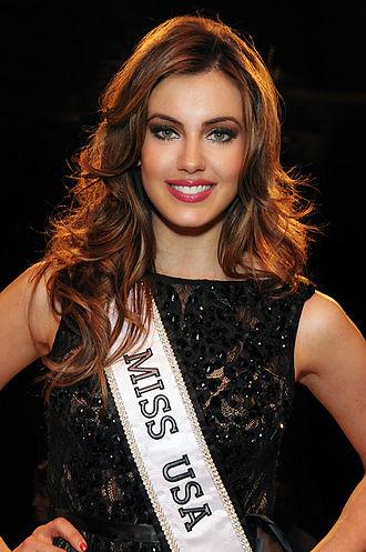 Miss USA - Image: Erin Brady 2014