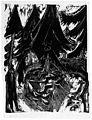 Ernst Ludwig Kirchner - ' Sanatoriumsspaziergang, 1916 ', Holzschnitt.JPG