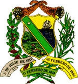 Miranda (state) - Image: Escudo Miranda