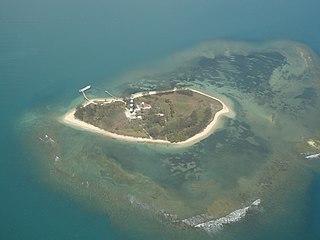 Isla de Sacrificios island