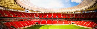 Gerkan, Marg and Partners - Estádio Nacional Mané Garrincha, opened 2013