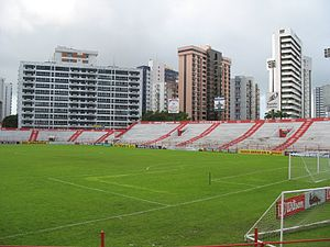 Clube Náutico Capibaribe - Estádio dos Aflitos