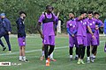 Esteghlal FC in training, 3 November 2019 - 02.jpg