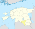 Estonia Valga location map.png