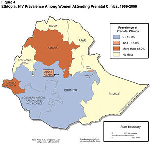 HIV/AIDS in Ethiopia - HIV/AIDS in Ethiopia