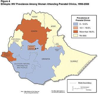 HIV/AIDS in Ethiopia - HIV/AIDS in Ethiopia