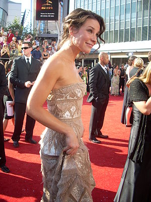 Evangeline Lilly -  Lilly at 60th Primetime Emmy Awards on September 21, 2008