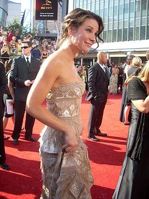Evangeline Lilly -  Lilly at 60th Primetime Emmy Awards on September 21, 2008