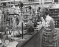 Evelyn Kieffer Reactor flask in use at Hercules Brunswick plant 2012 017 b1f6 73666542g.tiff