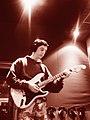 Ewan Butler during the recording of the Ithaka album Stellafly Portugal 1997 photo by Ithaka Darin Pappas.jpg