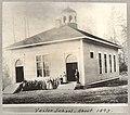 Exterior of Yesler School, ca 1893 (MOHAI 7270).jpg