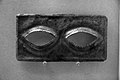 Eyes, votive bronze plate, Celtic art, Dijon, 08H5602.jpg