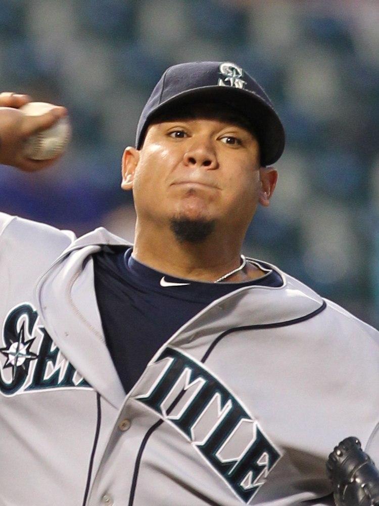 Félix Hernández on May 11, 2011