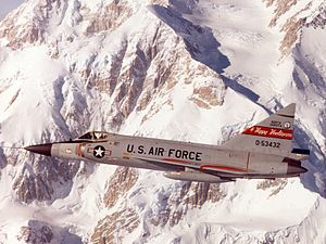 119th Wing - The F-102A was flown only from 1966 to 1969.