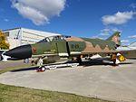 F-4C Phantom II, Museo del Aire, Madrid, España, 2016 03.jpg