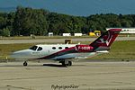 F-HBIR Cessna 510 Citation Mustang C510 - WJT (29110971472).jpg