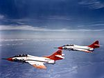 F8F-8T Cougars of VMT-1 in flight in 1962.jpg
