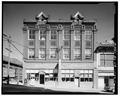 FACADE - Main and Thirteenth Streets (Commercial Building), Lynchburg, Lynchburg, VA HABS VA,16-LYNBU,98-1.tif