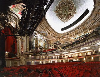 theater in Chicago, Illinois