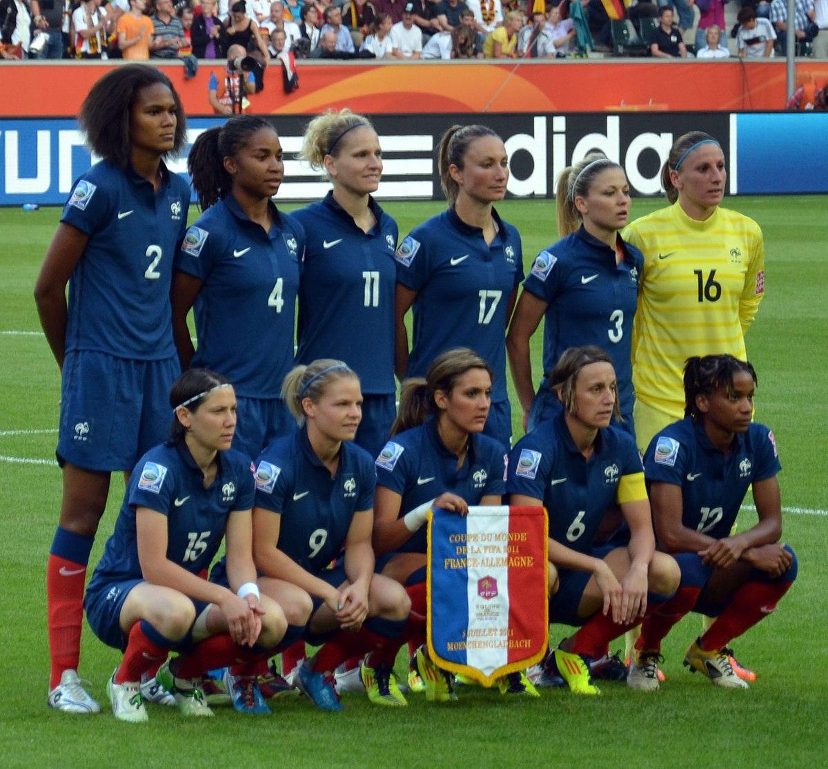 frauenfußball deutschland frankreich