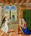 FRANCESCO di Simone da Santacroce Annuciation (1504), Pinacoteca Carrara, Bergamo..jpg