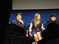 FRINGE On Stage @ the Paley Center - John Noble, Anna Torv, Akiva Goldsman (5741152105).jpg