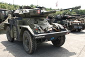 FV721 Fox armoured fighting vehicle (2008-08-09).jpg