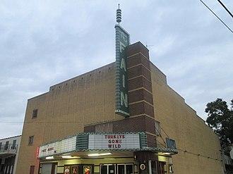 Livingston, Texas - The Fain Theatre