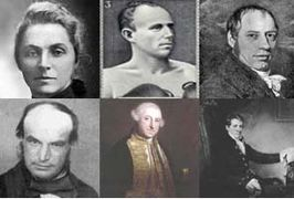 Emily Hobhouse • Bob Fitzsimmons • Richard Trevithick John Couch Adams • Edward Boscawen • Humphry Davy