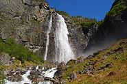 Feigefossen Norway 2009