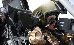 No. 656 Squadron AAC - Image: Female Apache Pilot MOD 45151297
