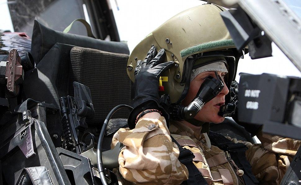 Female Apache Pilot MOD 45151297