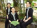 Female Guards - Cu Chi Tunnels - VIetnam.JPG