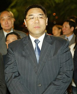 Chief Executive of Macau head of the Macau Government