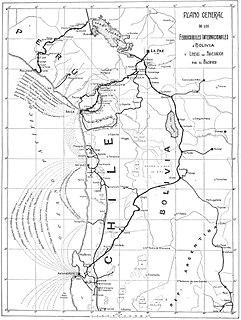 Arica–La Paz railway