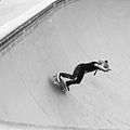 Festival of the Winds, XVII - Skateboarder - Bondi Beach, 2013.jpg