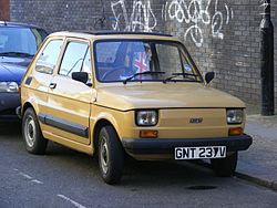 Fiat 126. - Flickr - sludgegulper