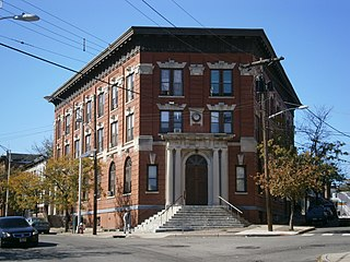 Fickens Warehouse United States historic place