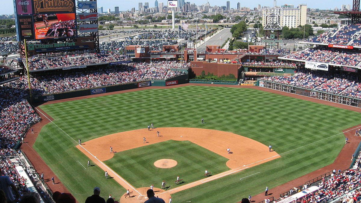 Sports In Philadelphia Wikipedia - 12 american college sports venues to see before you die